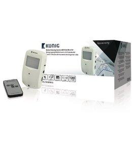 König Detector met Geïntegreerde Camera
