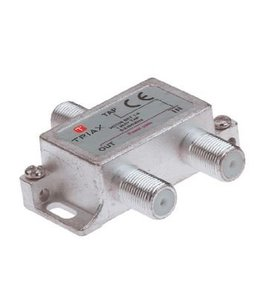 Triax CATV-Splitter 4.5 dB / 5-2400 MHz - 1 Uitgang