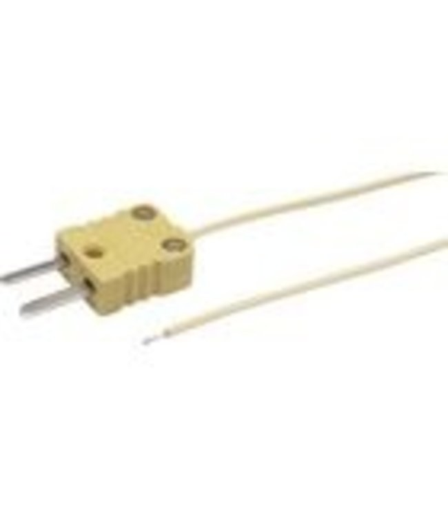 Appa Thermocouple wire with welded measurement point<br />PTFE wire insulation<br />Not designed for fluids<br />With thermocouple contact