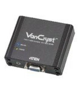 Aten HDMI-Converter VGA Female 15-Pins - HDMI-Uitgang