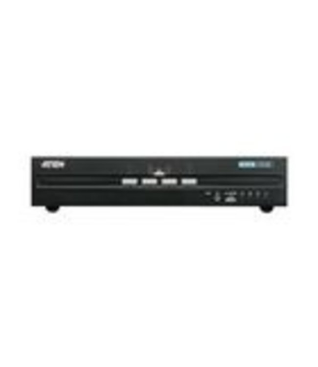 Aten ATEN PSS PP v3.0 Secure KVM Switch (CS1144D) is specifically designed to meet the stringent security requirement of secure defense and intelligence installations. ATEN PSS PP v3.0 Secure KVM Switch (CS1144D) is compliant with PSS PP v3.0 (Protection Profi