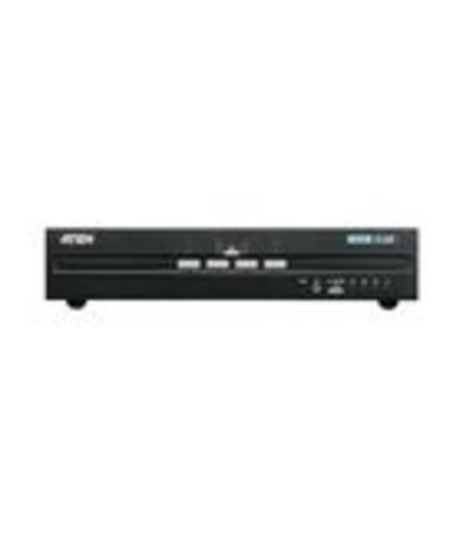 Aten ATEN PSS PP v3.0 Secure KVM Switch (CS1144DP) is specifically designed to meet the stringent security requirement of secure defense and intelligence installations. ATEN PSS PP v3.0 Secure KVM Switch (CS1144DP) is compliant with PSS PP v3.0 (Protection Pro