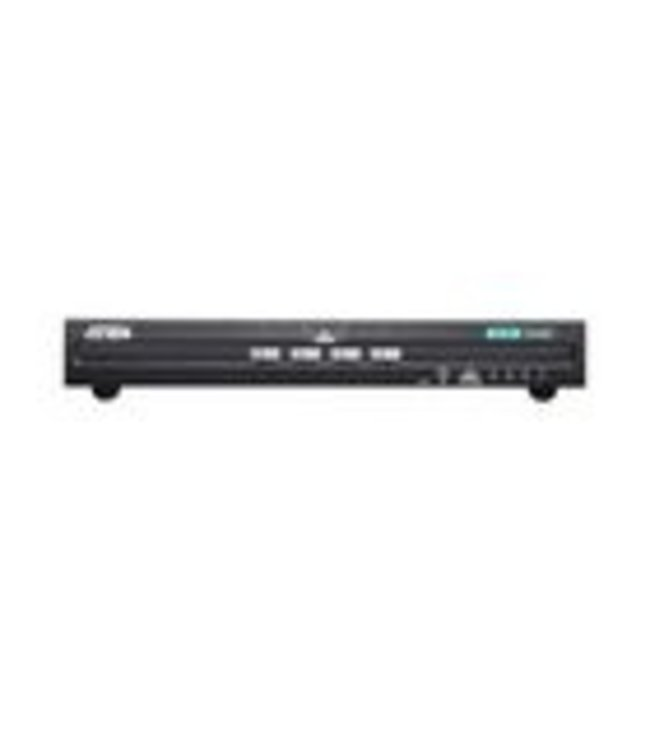 Aten ATEN PSS PP v3.0 Secure KVM Switch (CS1184DP) is specifically designed to meet the stringent security requirement of secure defense and intelligence installations. ATEN PSS PP v3.0 Secure KVM Switch (CS1184DP) is compliant with PSS PP v3.0 (Protection Pro