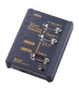 Aten 2-Poorts VGA-Splitter Zwart
