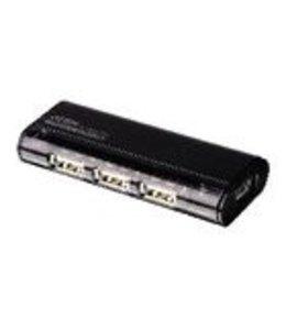 Aten 4-Poorts USB2.0 HUB Zwart