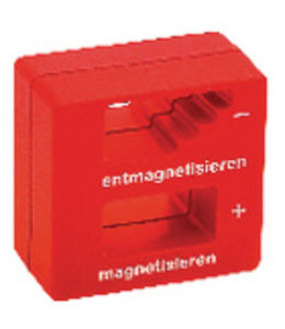 Athlet Magnetisch Slot / Magneet Rood