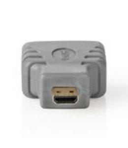 Bandridge HDMI-Adapter | HDMI-Micro-Connector - HDMI Female | Grijs