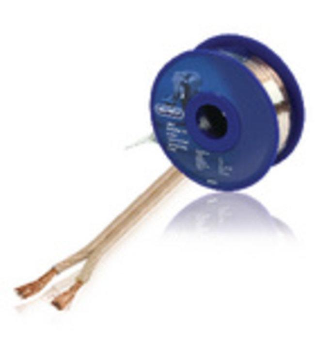 Bandridge Ideaal voor het verbinden van luidsprekers aan een AV-versterker tot 150 watt.