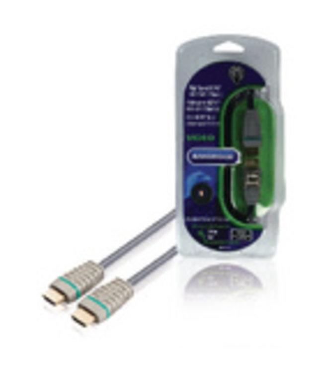 Bandridge Digitale AV-aansluiting voor aansluiten van DVD- en andere apparatuur op een HD TV.