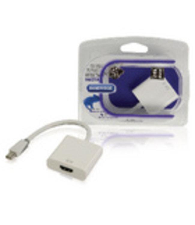 Bandridge Sluit een PC of notebook aan op een LCD- of LED-scherm met een HDMI-ingang.