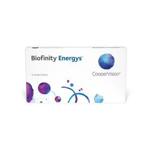 Biofinity Energys - 6 lenzen