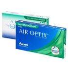 Air Optix Aqua Astigmatism - 6 lentilles