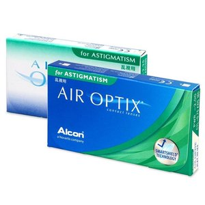 Air Optix Aqua Astigmatism - 3 Linsen