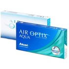 Air Optix Aqua - 6 lenses