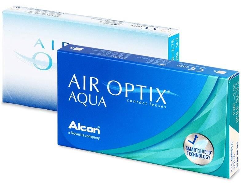 15eb1456a09c8e Air Optix Aqua - 6 lenzen - Weblens - Uw Contactlenzen Online.