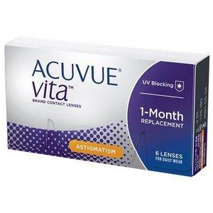 Acuvue Vita Astigmatism - 6 Linsen