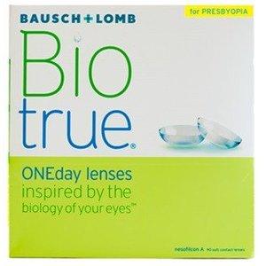 Biotrue One Day Presbyopia - 90 lenses