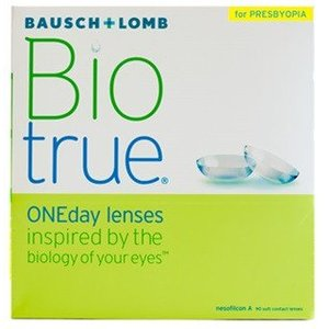 Biotrue One Day Presbyopia - 90 Linsen
