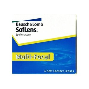 Soflens Multifocal - 6 lenzen