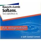 Soflens 66 Toric / Astigmatism - 6 lentilles