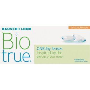 Biotrue One Day for Astigmatism - 30 lenses