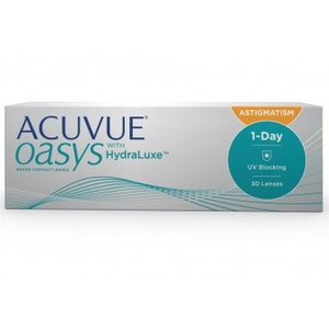 Acuvue 1-Day Oasys for Astigmatism - 30 lenses