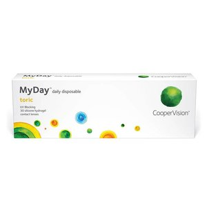 My Day Daily Disposable Toric - 30 lentilles