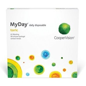 My Day Daily Disposable Toric - 90 lentilles