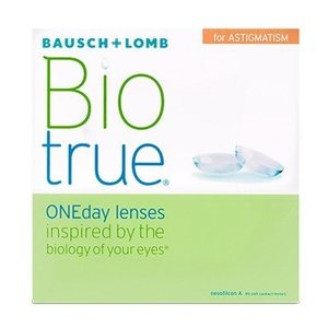Biotrue One Day for Astigmatism - 90 Linsen