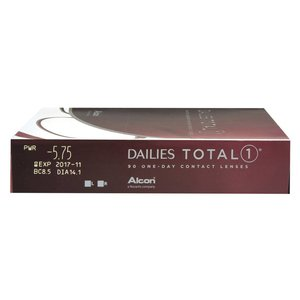 Dailies Total 1 - 180 lentilles + 10 EXTRA!