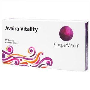 Avaira Vitality - 3 lentilles