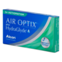 Air Optix Aqua plus Hydraglyde Astigmatism - 3 Linsen