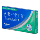 Air Optix Aqua plus Hydraglyde Astigmatism - 6 lenses