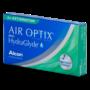 Air Optix Aqua plus Hydraglyde Astigmatism - 6 lenzen