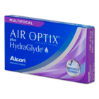 Air Optix Aqua plus Hydraglyde Multifocal - 6 lenses