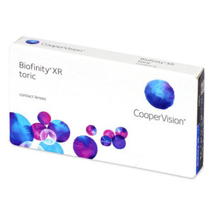 Biofinity XR Toric - 6 lenzen