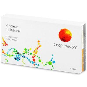 Proclear Multifocal -  6 lenzen