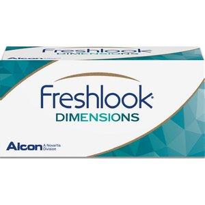 Freshlook Dimensions - 6 lenzen