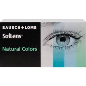 Soflens Natural Colors - 2 lentilles