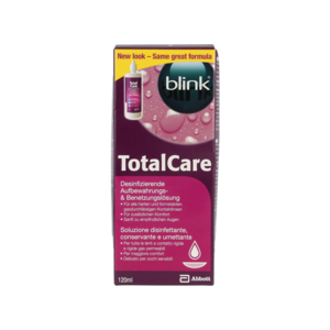 Total Care Solution - 120ml