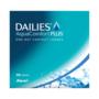 Dailies AquaComfort Plus - 90 lentilles