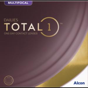 Dailies Total 1 Multifocal - 90 lenzen