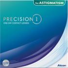 Dailies Precision 1 for Astigmatism - 90 lenses
