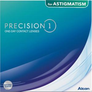 Dailies Precision 1 for Astigmatism - 90 lentilles