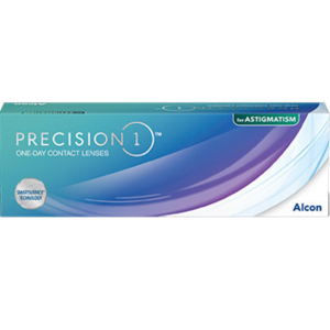 Dailies Precision 1 for Astigmatism - 30 lenzen