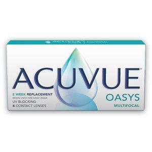 Acuvue Oasys Multifocal - 6 lenses