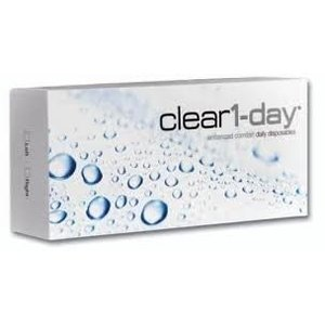 Clear 1-Day - 30 Linsen