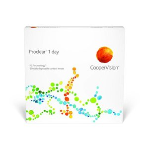 Proclear 1-Day - 90 lentilles