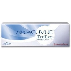 Acuvue 1-Day TruEye - 30 lentilles