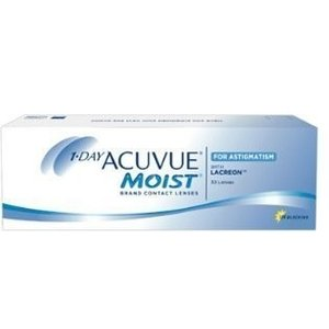 Acuvue 1-Day Moist Astigmatism - 30 lentilles